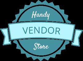 New vendor shop