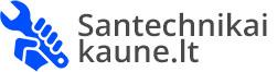 Santechnikaikaune.lt Logo